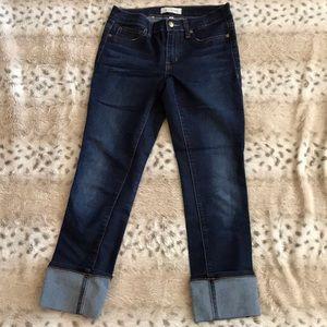 Henry & Bella Cut-Off Jeans